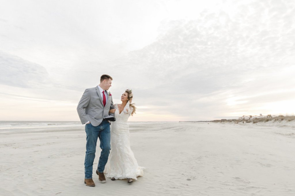 Charleston wedding photo session