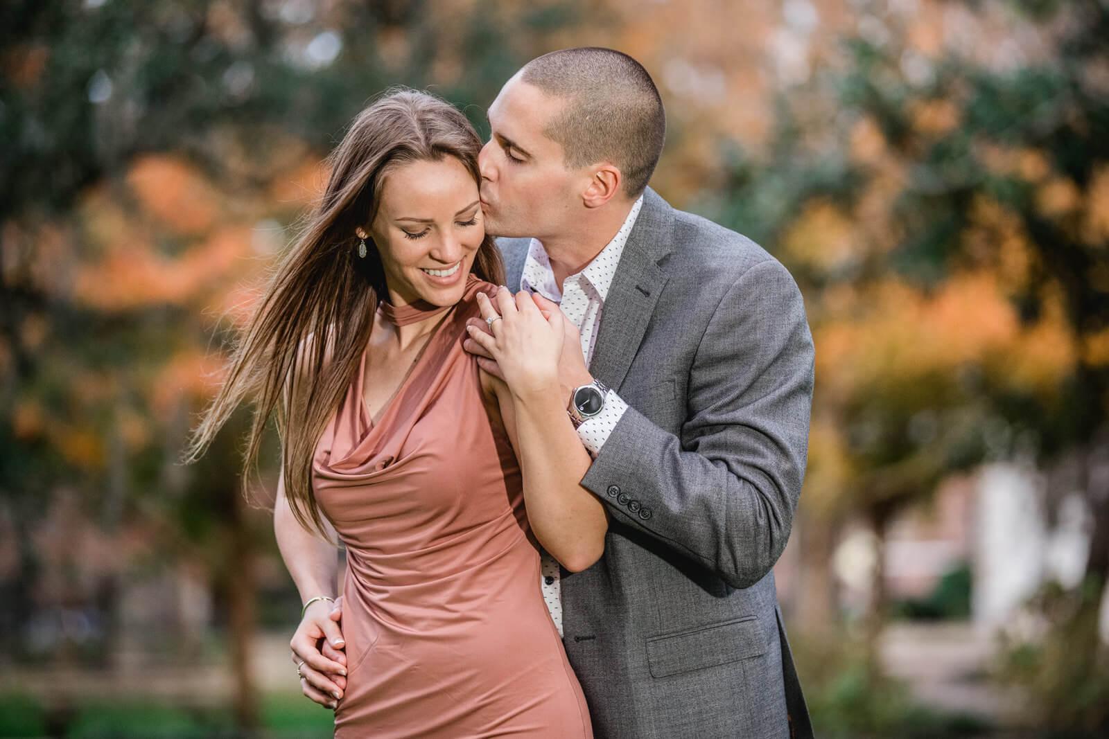Engagement photographer near me in Charleston