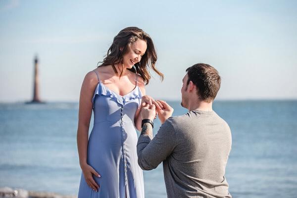 Engagementphotocharlestonkneewater