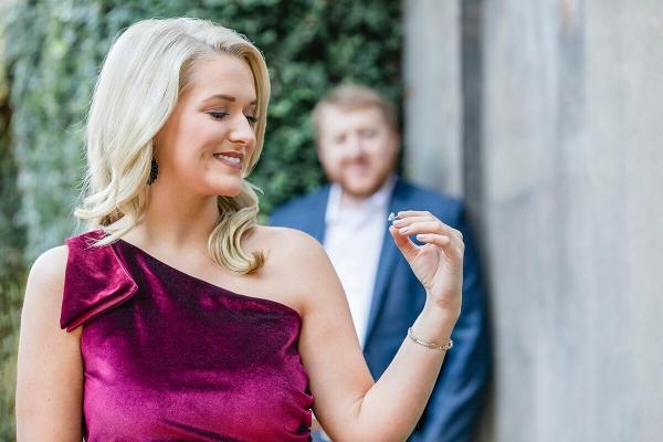 Engagementphotocharlestonring