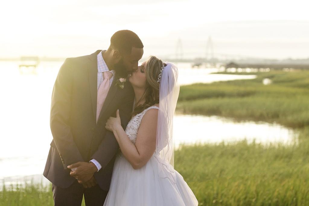 Wedding photo session in Charleston
