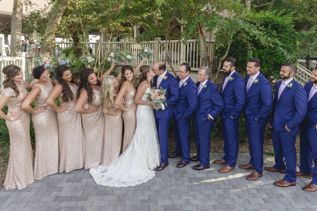 Charleston wedding photo session