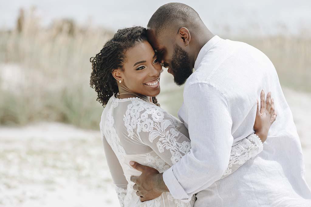 Britnie & Darren   Isle of Palms wedding photography